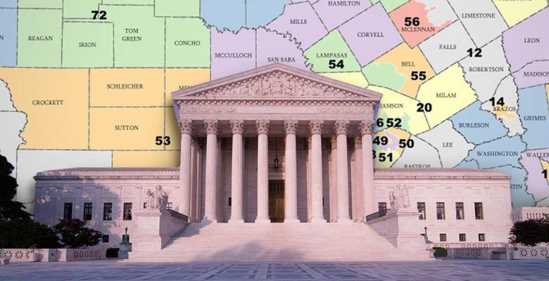 Supreme Court: Texas Redistricting Not Unfair To Latinos