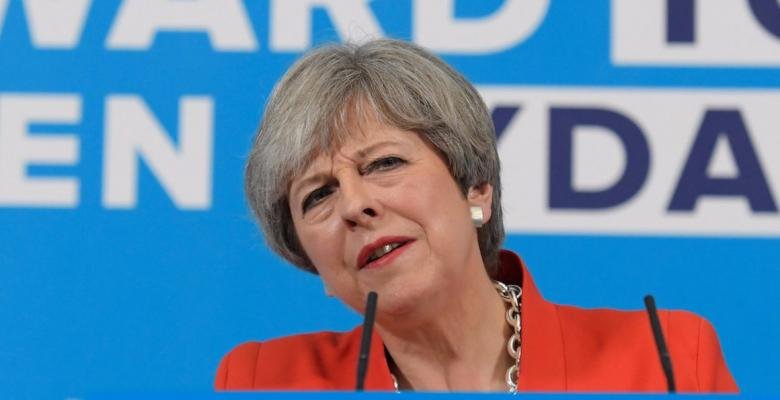 May Will Likely Win Election, Despite A Bad Campaign