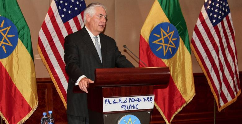 Tillerson Warns Against Flood Of Chinese Money Into Africa