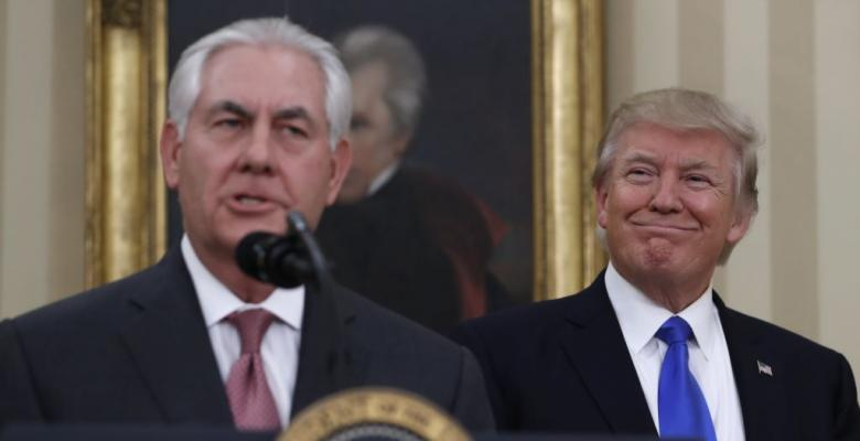 What Is Going On With Rex Tillerson?