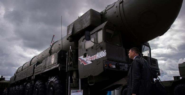 Russia unveils Satan 2 'super nuke' that can destroy an entire COUNTRY