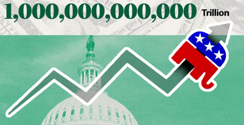 Trillion Deficit