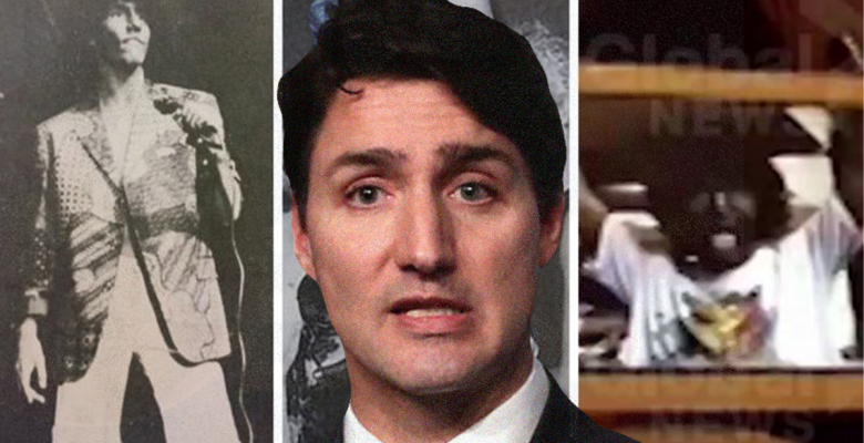 Trudeau Blackface