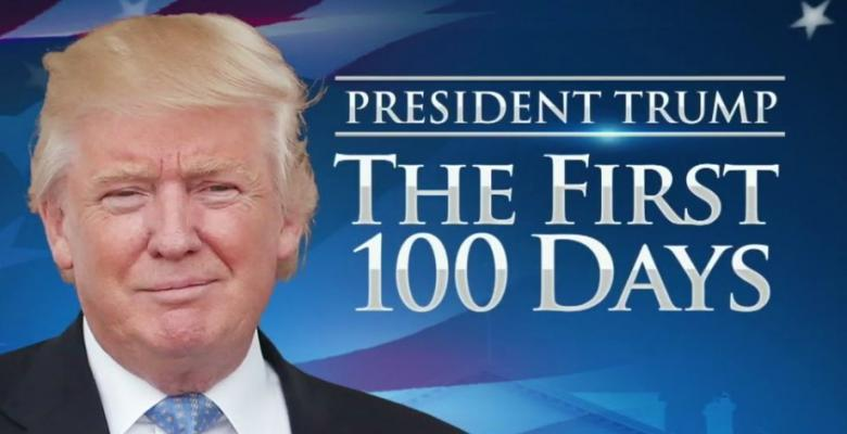 Trump's First 100 Days Are Nothing To Celebrate