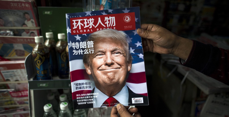 Trump Talks With Taiwan: A New Precedent For Relations With China?