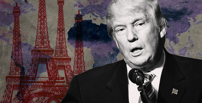 Trump's Paris Climate Plans Will Hurt Everyone