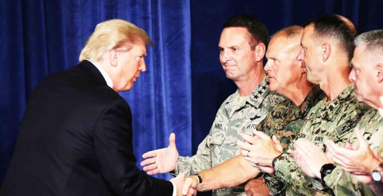 What Is Trump Up Against In Afghanistan?