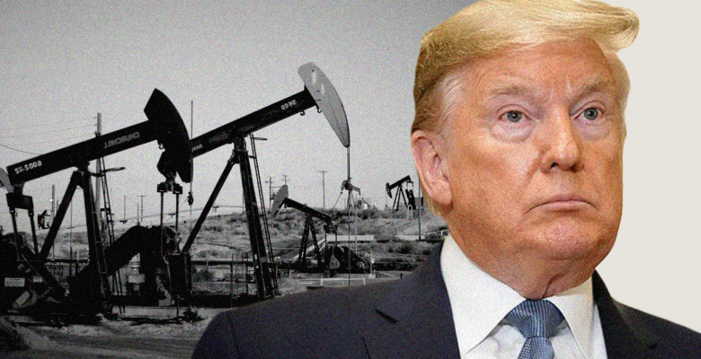 Trump Wants to Bail Out Oil and Gas Companies Hit By Coronavirus: Report