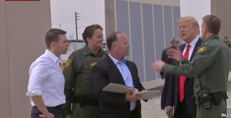'People's Wall': Fox News Guest Wants Trump Supporters to Crowdfund Border Wall