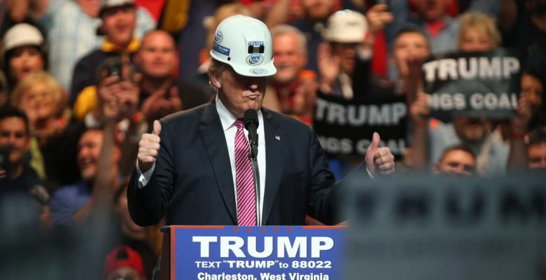 Despite What Trump Says, The Coal Industry Is Not Back