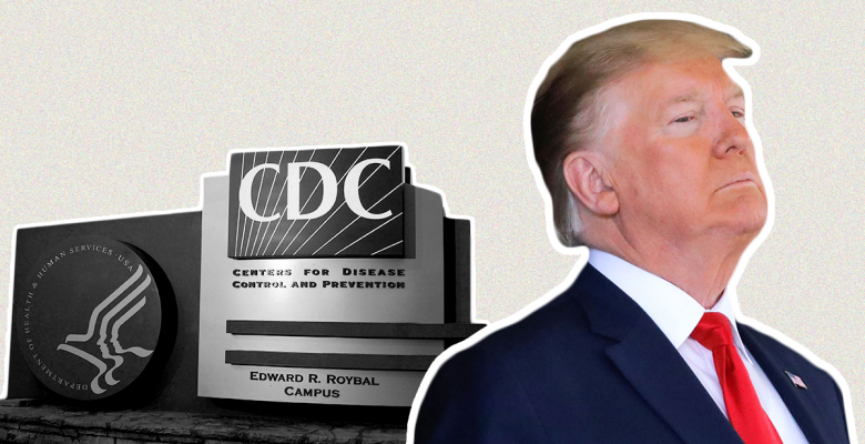 "Trump ""Furious"" That CDC is Scaring The Stock Market With Coronavirus Updates"