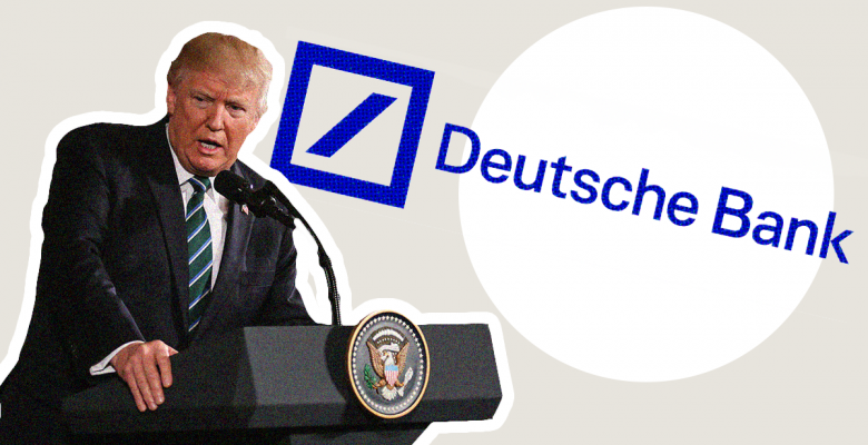 Trump Rages Over Times Report That Deutsche Bank Flagged Suspicious Transactions in His Account