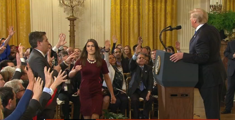 Judge Orders Trump White House to Give Back Jim Acosta's Press Pass