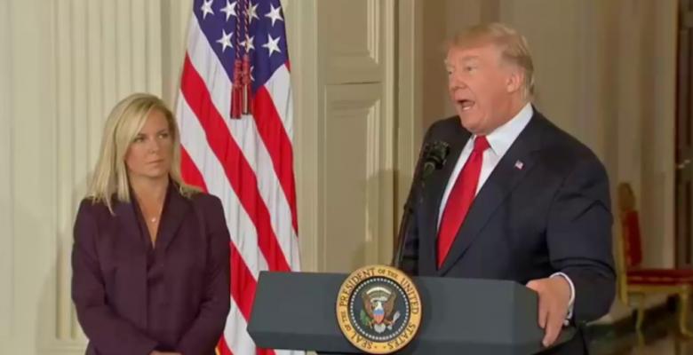 Trump to Fire DHS Secretary Kirstjen Nielsen as Soon as This Week: Report