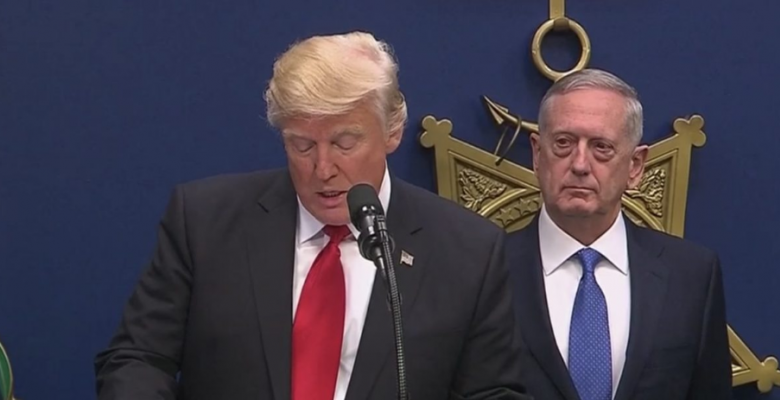 Trump Forces Mattis Out 2 Months Early Over Negative Media Coverage of His Resignation