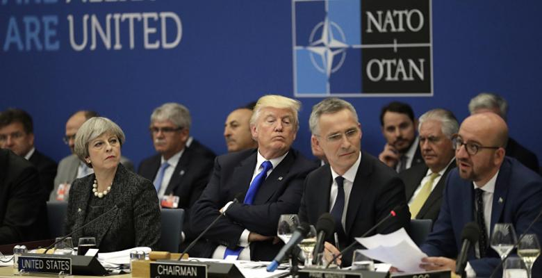 NATO: Are We Seeing The Start Of A Rift With Europe?