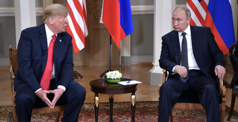 Trump Went to 'Extraordinary Lengths' to Conceal Putin Meetings, Took Interpreter's Notes