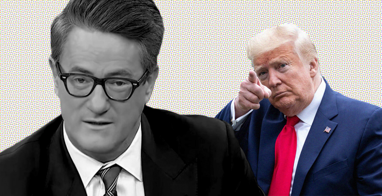 Trump Slammed for Pushing Morning Joe Murder Conspiracy Theory After Widower Asked Him to Stop