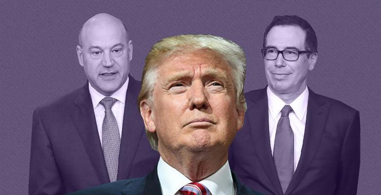 Trump's Tax Cut Critics Say The Numbers Don't Add Up