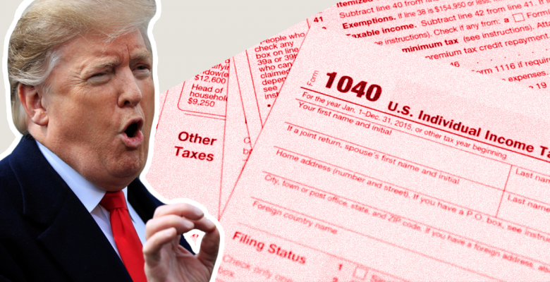 Newly Unearthed Trump Tax Documents Show Inconsistencies From Docs He Gave Lenders