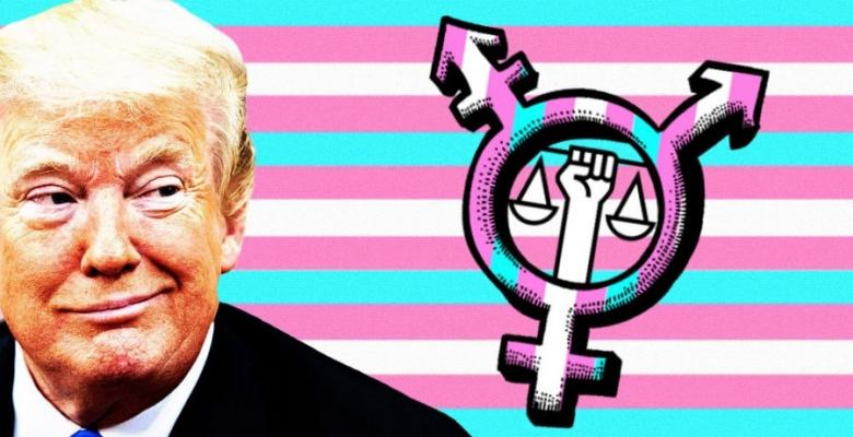 Trump Uses Leftist Rhetoric to Remove Transgenders From Civil Rights Law