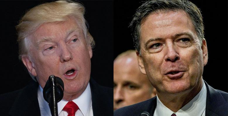 The Comey Hearing is Damning, Just Not for Donald