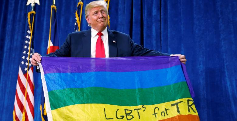 Trump VS. LGBT Rights: The Side You Haven't Heard