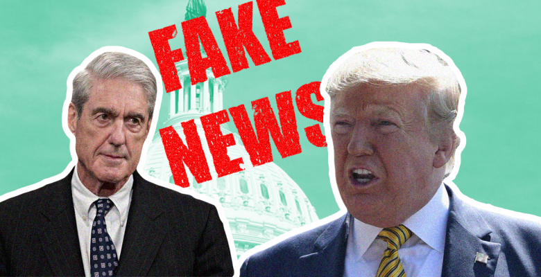 Trump Mueller Fake News