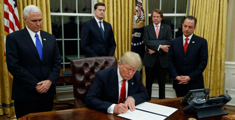 First Weekend: The Trump Administration Thus Far