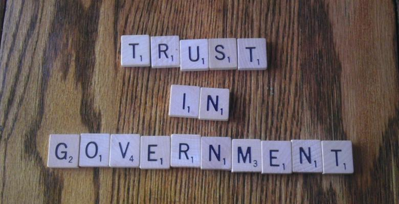Poll: Only 30% Of Americans Trust Their Government