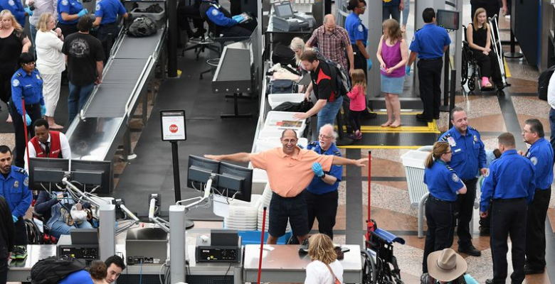 What Can the TSA Get Away With In the Name of Security?