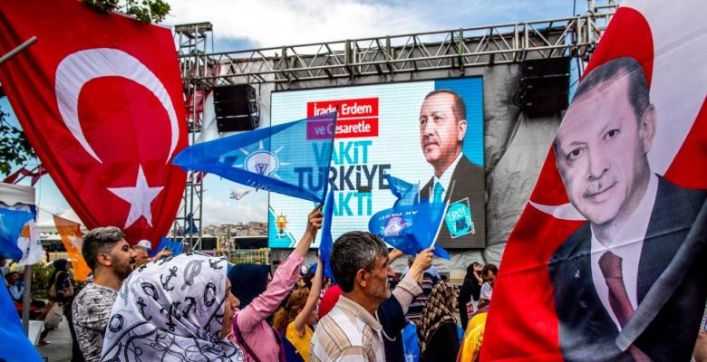 Erdogan Re-Elected, But It Wasn't As Democratic As It Seems