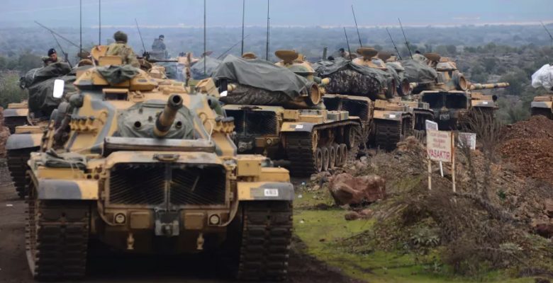 US-Turkish Relationship Nears Breaking Point In Syria