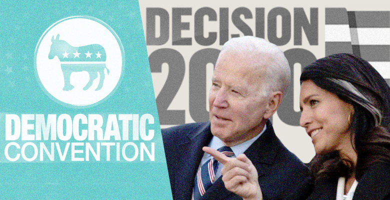 Tulsi Gabbard Drops Out, Endorses Joe Biden After Backing Bernie in 2016