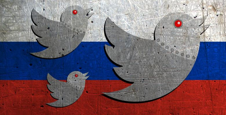 Alleged Russian Twitter Bots Are Taking Aim At The GOP