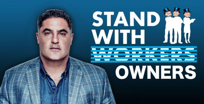 Young Turks Founder Cenk Uygur Accused of Union Busting, Retaliating Against Employees
