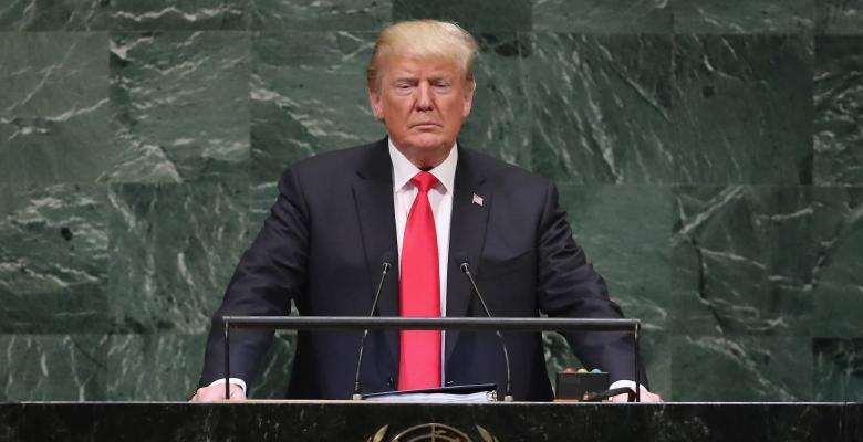 UNGA: Trump Again Rebukes Multilateralism as Allies Look Elsewhere