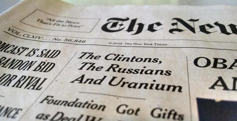 FBI: Obama Admin. Overlooked Russian Uranium Bribery