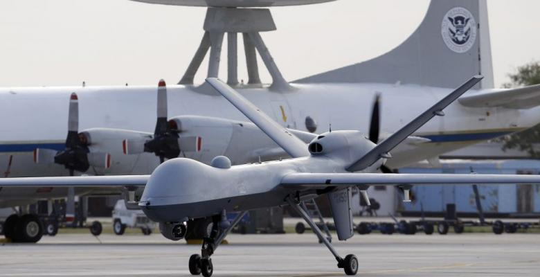 First U.S. Drone Strike Against ISIS In Somalia