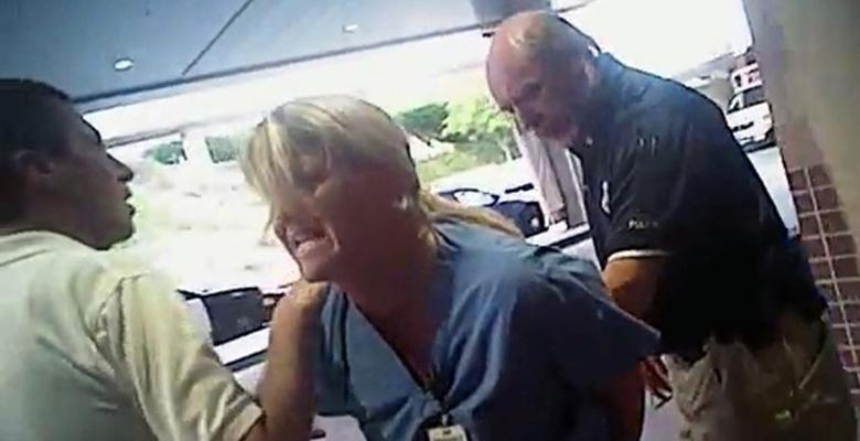 Utah Police Arrest Nurse For Following Hospital Policy