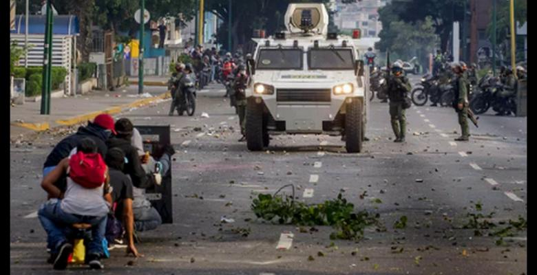Is Unstable Venezuela A Third Conflict For The U.S.?