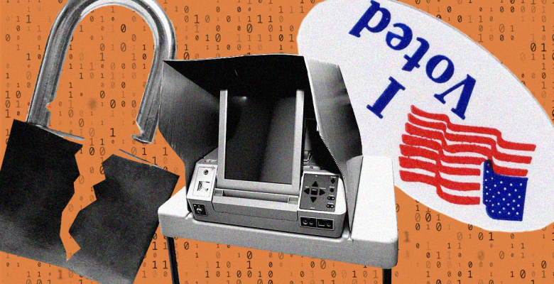 "Study Shows ""Secure"" Voting Machines Are Actually Vulnerable to Hackers"