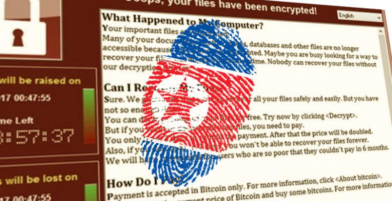 North Korea Allegedly Behind 'WannaCry' Ransomware