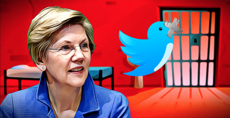 Elizabeth Warren's Criminal Penalties for Online Misinformation are a Disaster Waiting to Happen