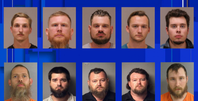 13 Men Arrested in Alleged Plot to Kidnap and Kill Gretchen Whitmer Linked to Anger of Gym Closures