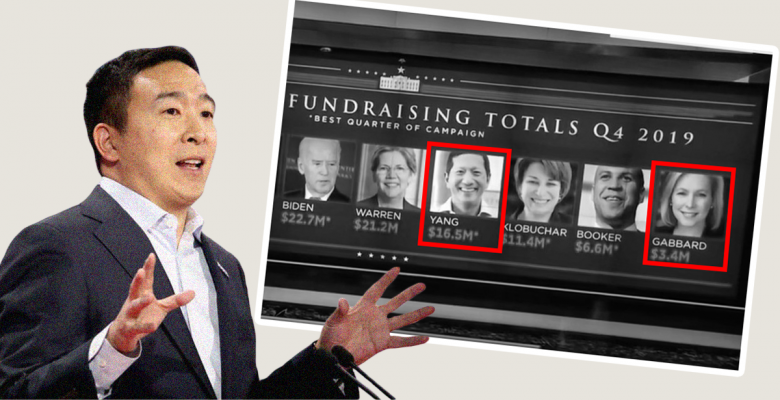CNBC Confuses Andrew Yang for Venture Capitalist Geoff Yang