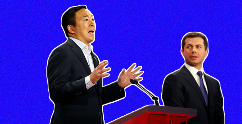 Andrew Yang's Favorability Surges Past Pete Buttigieg's After Latest Debate