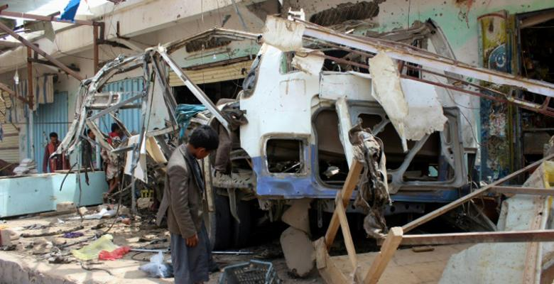 US Once Again Accused Of 'Aiding And Abetting' War Crimes In Yemen