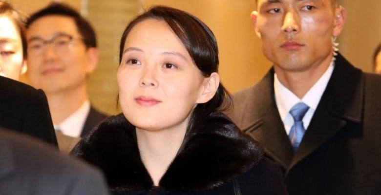 Pyeongchang: Our Media Is Actually Praising Kim Yo-jong