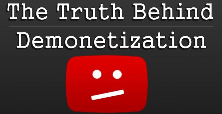 Is YouTube De-Funding Content To Help The MSM?